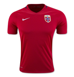2016-2017 Norway Home Nike Football Shirt