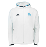 2016-2017 Marseille Adidas Presentation Jacket (White)