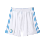 2016-2017 Marseille Adidas Home Football Shorts (Kids)