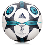 2015-2016 Chelsea Adidas Finale 15 Capitano UCL Football
