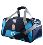 2016-2017 England Rugby Medium Sports Bag (Navy)