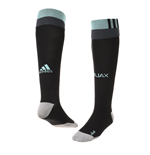 2016-2017 Ajax Adidas Away Football Socks (Black)
