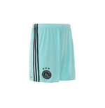 2016-2017 Ajax Adidas Away Shorts (Clear Aqua)
