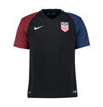 2016-2017 USA Away Football Shirt