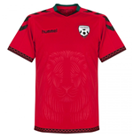 2016-2017 Afghanistan Home Hummel Football Shirt