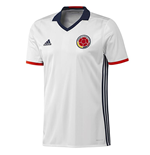 2016-2017 Colombia Home Adidas Football Shirt