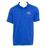 Men's Corona Blue Polo Shirt