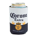 Corona 12 OZ Label Koozie