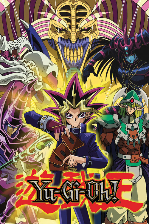 YU GI OH! Yugi and Monsters Maxi Poster
