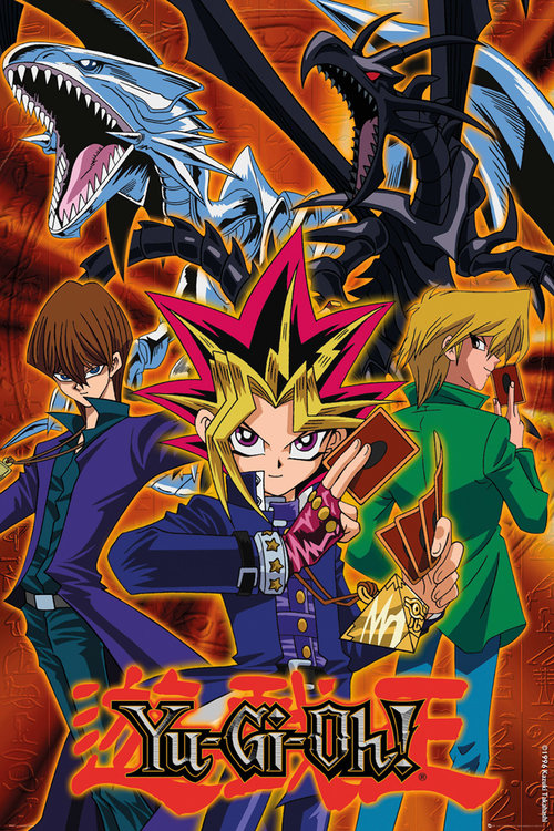 YU GI OH! Group Maxi Poster