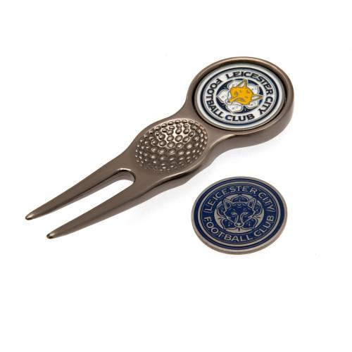 Leeds United F.C. Divot Tool and Marker