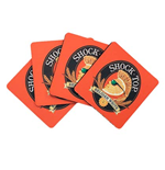 SHOCK TOP Neoprene Coasters