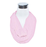 Pink Flask Scarf