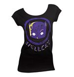 Hawkeye Women's Hellcat Distressed Tee Shirt