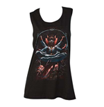 DR. STRANGE Levitation Women's Muscle Tank Top