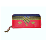 Wonder Woman Logo Sparkle Purse