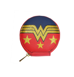 Wonder Woman Logo Sparkle Coin Purse