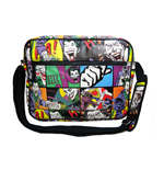 The Joker Pop Art Messenger Bag