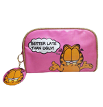 Garfield 'Better Late Than Ugly' Make Up Bag