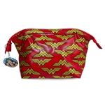 Wonder Woman Print Washbag