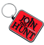 Supernatural Rubber Keyring - Join The Hunt