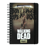 The Walking Dead Notebook - Dead Inside