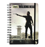 The Walking Dead Notebook - Prison