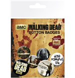 The Walking Dead Pin 212974