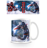 Captain America Civil War Mug War