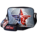 Captain America Civil War Shoulder Bag Broken Star navy