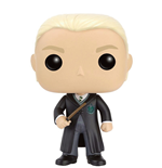 Harry Potter POP! Movies Vinyl Figure Draco Malfoy 9 cm