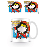 Justice League Mug Chibi Wonder Woman