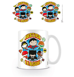 Justice League Mug Chibi Justice League