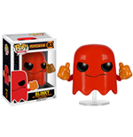 Pac-Man POP! Games Vinyl Figure Blinky 8 cm