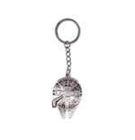 Star Wars Metal Key Ring Millennium Falcon