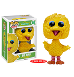 Sesame Street POP! TV Vinyl Figure Big Bird 15 cm