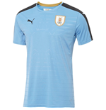 2016-2017 Uruguay Home Puma Football Shirt