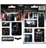 Batman Arkham Knight Vinyl Sticker Pack Characters (10)