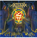 Vynil Anthrax - For All Kings (2 Lp Picture+2 Cd)