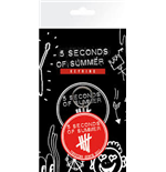 5 seconds of summer Keychain 213464