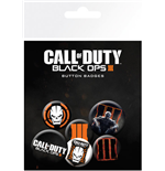 Call Of Duty Black Ops 3 - Mix Badge Set