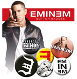 Eminem Badge Pack - Logos