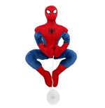 Spiderman Plush Toy with suction pad - 25 Cm