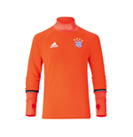 2016-2017 Bayern Munich Adidas Training Top (Solar Red) - Kids