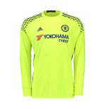 2016-2017 Chelsea Adidas Home Goalkeeper Shirt (Kids)