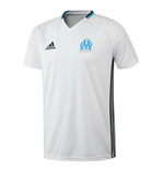 2016-2017 Marseille Adidas Training Shirt (White)