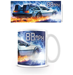 Back to the Future Mug 88 MPH