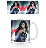 Batman v Superman Mug Wonder Woman Sword