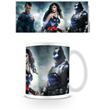Batman v Superman Mug Trinity