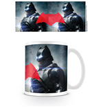 Batman v Superman Mug Batman Armour